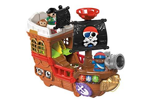VTech 80-177873 Toot Friends Pirate Ship, Multi-Colour