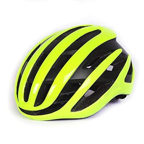 Casco de bicicleta, casco de bicicleta de carretera casco de ciclo for...
