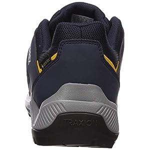 adidas outdoor Men's Terrex EASTRAIL GTX Boot, Legend Ink/Grey Three/Active Gold, 7 D US