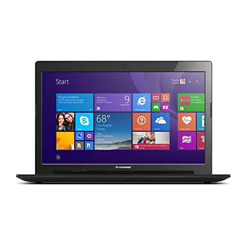 Lenovo B70-80 43,9cm (17,3 Zoll mattes Display) Notebook (Intel Core i3 5005U Dual Core 2x 2,0 GHz, 8GB RAM, 1TB S-ATA HDD, Intel HD Grafik 5500, HDMI, HD Webcam, USB 3.0, WLAN, DVD-Brenner, Bluetooth, Windows 7 Professional 64 Bit)