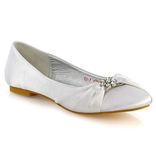 Top 10 best selling list for flat prom shoes uk