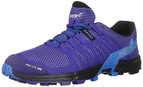 Inov8 Roclite 290 (W), Zapato para Correr Estilo Trail Running para Mujer