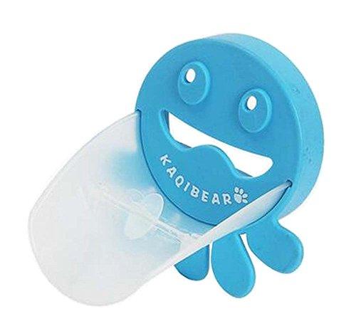 [Octopus bleu] mignon robinet d'évier Extender poignée Extender pour les enfants