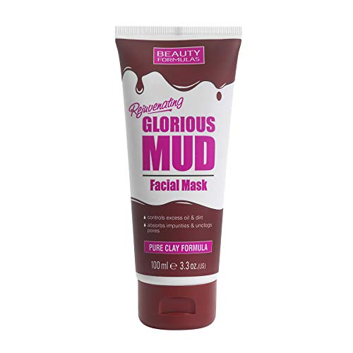 Beauty Formulas Glorious Mud Deep Cleansing Facial Mas