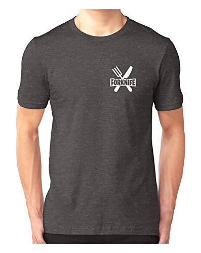 Have U Heard of Forknife Video Game Memes P_a_r_o_d_y Slim Fit Tshirt