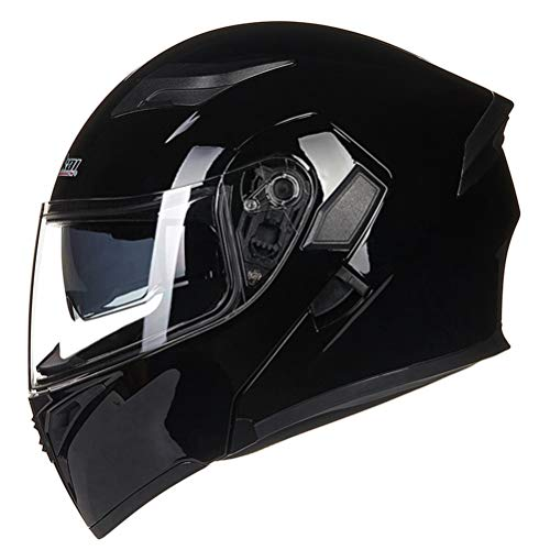 Caschi moto modulari da uomo silenziosi con doppio casco Sunny Visor Capacetes Para Moto Casco da corsa Caschi integrali Mountain Bike