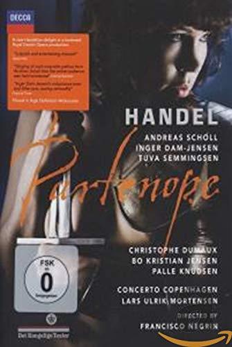 George Frideric Handel - Partenope