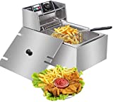 KIING Electric DEEP Fryer 6 LTRS