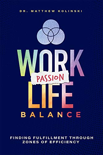 Work-Passion-Life Balance: Finding Fulfillment Through Zones Of Efficiency