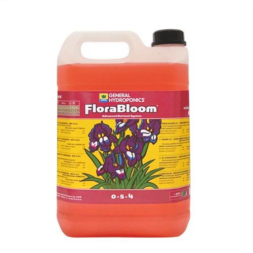 GHE FloraBloom 5L Dünger Hydro Düngemittel Blüte Flüssigdünger
