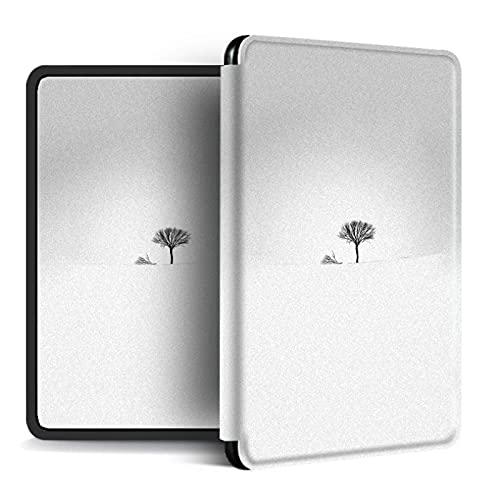 LeDiYouGou para E-Book Kindle 2019 2018 Capa Protectora para KPW4 Funda para tabletas Fundas para Kindle J9G29R Kindle 4 A Prueba de Golpes, árbol, para NO.J9G29R
