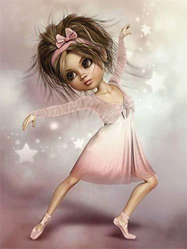 Baodanla Geen lijst cartoon meisjes, Valentijnsdag
