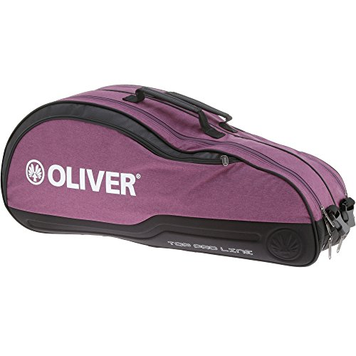 Oliver Tennistasche Racketbag Top-Pro Line Bordeaux (502) 000