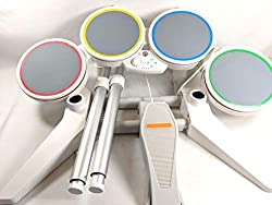 in budget affordable Harmonix Nintendo Wii Rock Band Wired Drum Controller (19092)