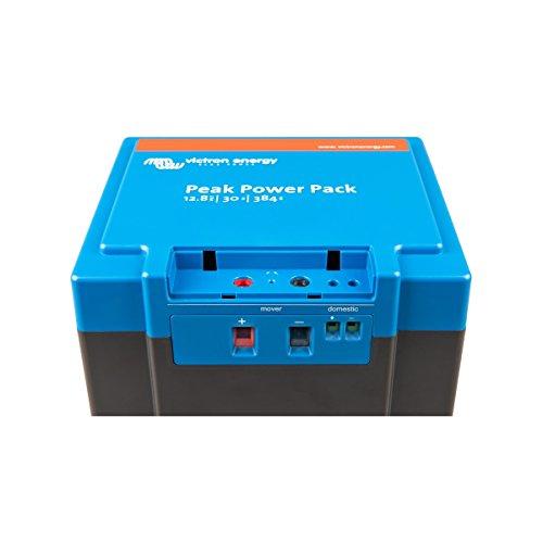 Batterie lithium de pointe Power Pack 20A 256Wh 12,8 V photovoltaïque Victron