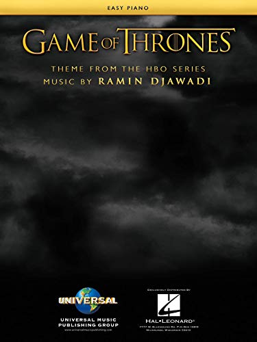 Game of Thrones (Thème from the Hbo Series) Piano
