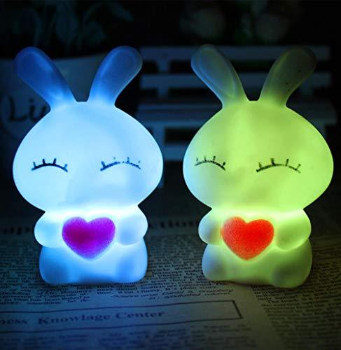 Neue Liebe Liebe Mito Bunte Farbe Ändern Nachtlicht Geschenk Nachtlicht Stall Großhandel Supply-1_Colorful