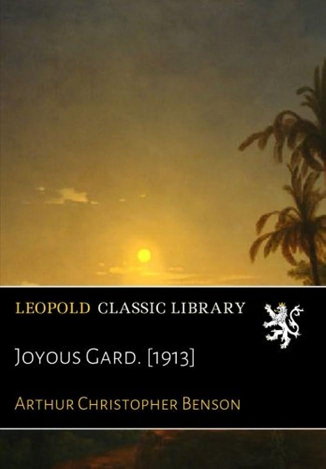 クレタ廃止グッゲンハイム美術館Joyous Gard. [1913]