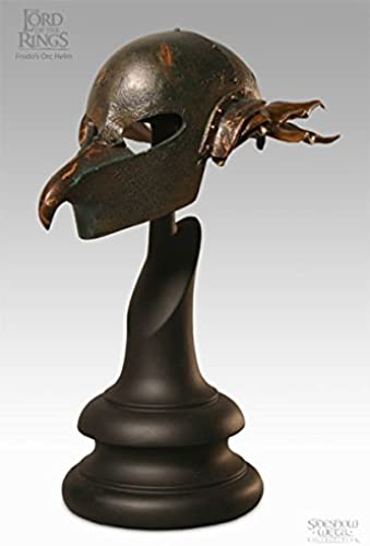 Lord Of The Rings Helm - Frodo′s Orc