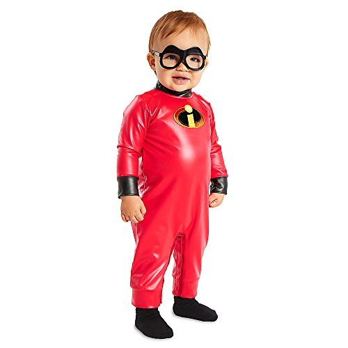 Disney Jack-Jack Costume for Baby - Incredibles 2 Red Size 6-12 MO