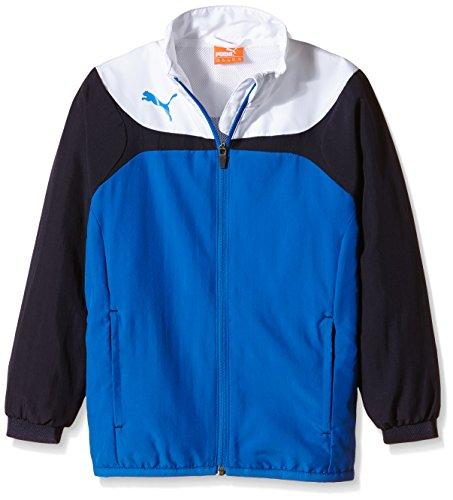 PUMA Kinder Jacke Esito 3 Leisure Jacket Royal-White, 116