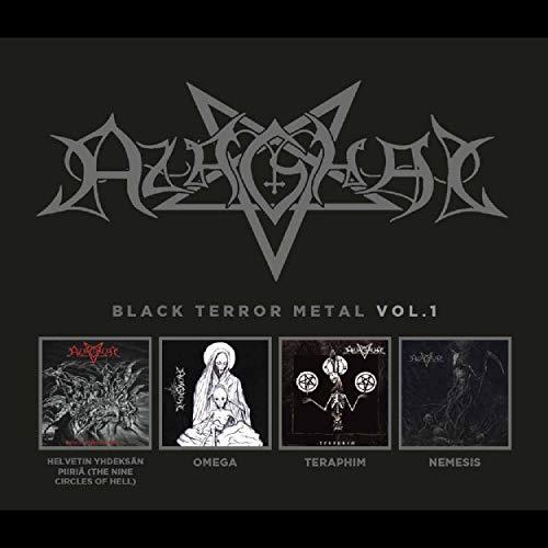 Black Terror Metal Vol.1 (4cd-Set)