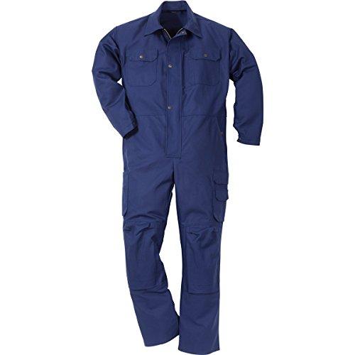 Fristad Kansas - Coverall 880 FAS XX/Large Blue 100319-541 2XL