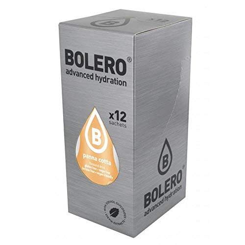 Bolero Bolero - 12 sobres Panna Cotta