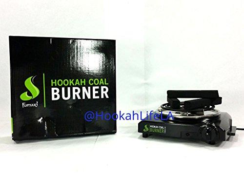 Fumari Hookah Charcoal Burner Single Coil Nara Mazaya