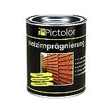 Pictolor Holzimprägnierung 0,75 Liter transparent