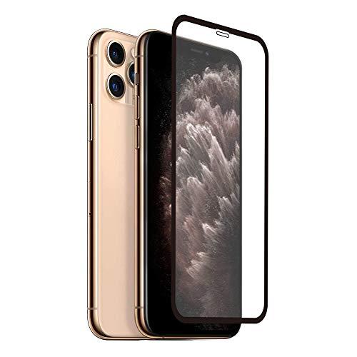 Pelicula de Vidro Premium 3D para iPhone 11 Pro Max, proteção de superfície oleofóbica e hidrofóbica, alta transparência, proteção total da tela, GLIP11PM3D, Geonav