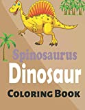 Spinosaurus Dinosaur Coloring Book: A Cute and Cool Spinosaurus Coloring Book for Boys and Girls
