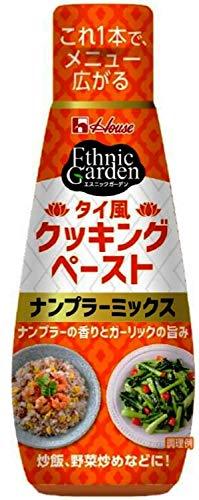 ハウス食品 エスニックガーデンタイ風クッキングペーストナンプラーミックス1セット(98g×2個)