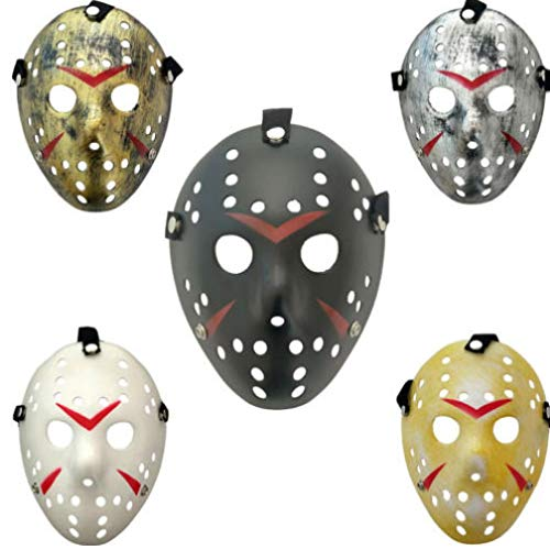 Freitag, der 13. Hockey-Maske USA Halloween Jason vs Freddy Kostüm Film