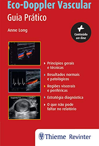 Eco-Doppler Vascular: Guia Prático (Portuguese Edition)