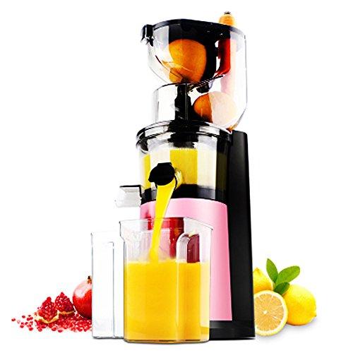 Big Save! DULPLAY Juicer machine,Slow masticating,Juicer extractor, Cold press juicer machine, With ...