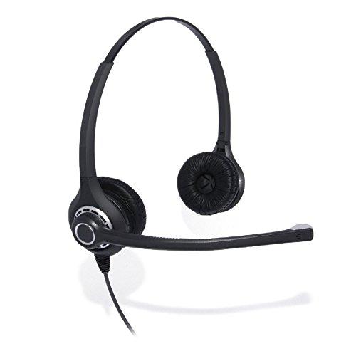 Auriculares con cancelación de Ruido biauricular Profesional Panasonic KX-NT343