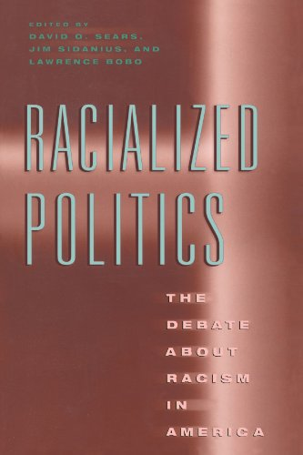 Racialized Politics: The Debate about Racism in America (Studies in Communication, Media, and Public Opinion)