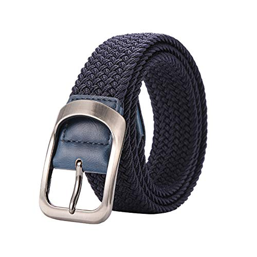 Gtagain Accesorios Cinturon Hombre Marron - Unisex Complementos Cinturón Deportivo Cintura Lona...
