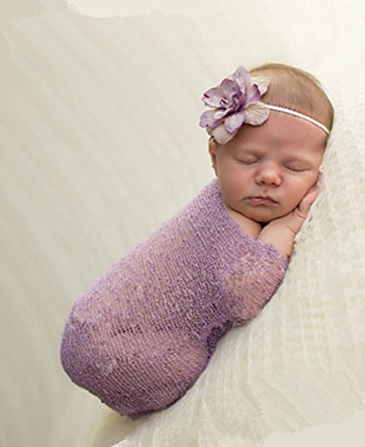ximkee Cute Newborn Baby Boy Girl Infant Crochet Costume photo Photography Props 0–6 Months