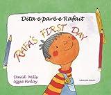 Rafa's First Day Portuguese and English