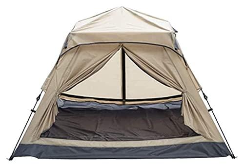Ankon Tiendas para acampar impermeable al aire libre camping tienda familiar fácil de configurar camping adecuado para exteriores, senderismo y viajes de montaña