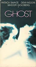 Patrick Swayze, Demi Moore, and Whoopi Goldberg in Ghost (1 VHS Tape)