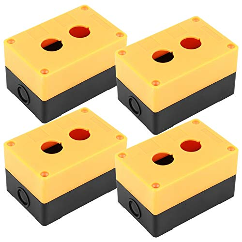Caja de control de interruptor a prueba de agua Interruptor de parada de emergencia Caja de control Interruptor Caja de control Proyectos de equipos de suministro de energía