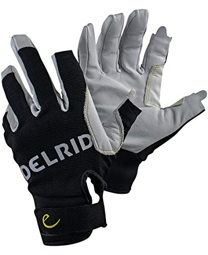 Edelrid Handschuhe Work Gloves closed Close, Snow (047), S