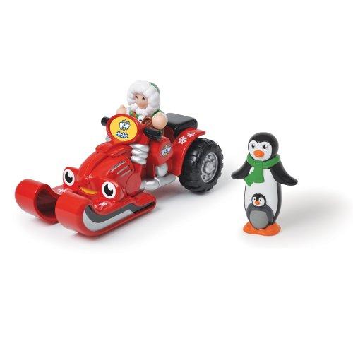 WOW Toys - Arctic Archie, Coche de Juguete (10307)