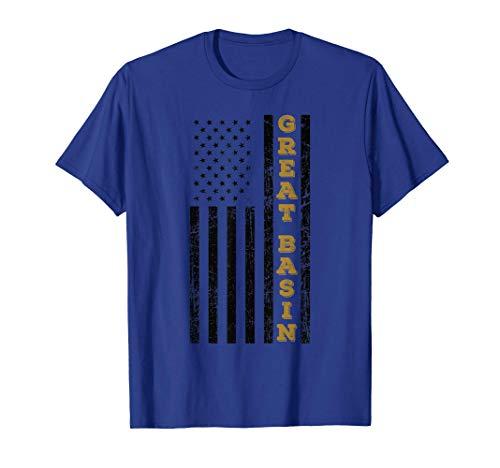 Regalo de recuerdo del Parque Nacional de la Gran Cuenca Camiseta