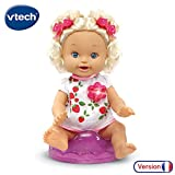 VTech- Little Love-Léa découvre Le Pot Poupée, 179805, Multicolore, Taille Unique