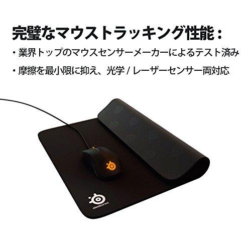 【国内正規品】SteelSeriesQCKheavyマウスパッド63008[並行輸入品]