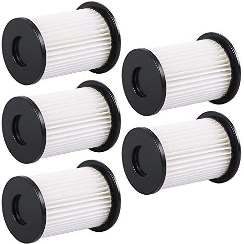 5 Hochwertige HEPA Filter - Für Akku...